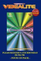 Pleasuredome 4th Birthday :: 4CD