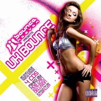 Bounce Heaven presents: UK Bounce 4CD Album