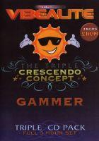 The Triple Crescendo Concept - Gammer - 3CD