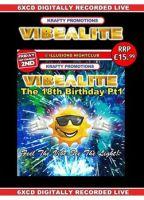 Vibealite - The 18th Birthday Pt 1 :: 6CD